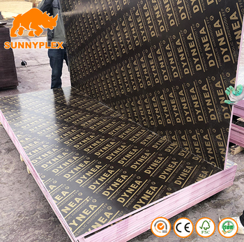 second hand concrete formwork plywood