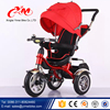 Europe standerd new design models baby tricycle with back seat 4 in 1 / cheap price tricycle baby / 2016 new safe design