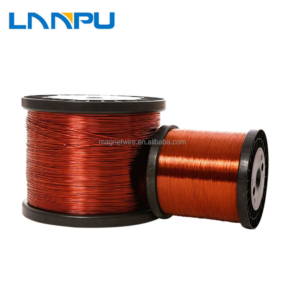 Factory Price Insulated Magnet AWG SWG Electric Motor Round Enameled Copper Wire for Winding