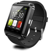 2016 New factory wholesale android Smart watch U8 Smart watch for IOS and Andriod Mobile Phone with bluetooth