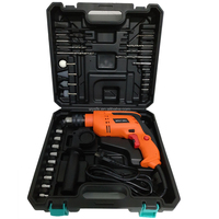 China Factory POWER TOOL SET Electric Wrench 28PCS IMPACT DRILL SET