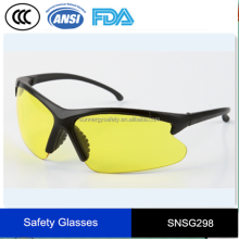 2015 Hot Sales Amber Safty Glasses