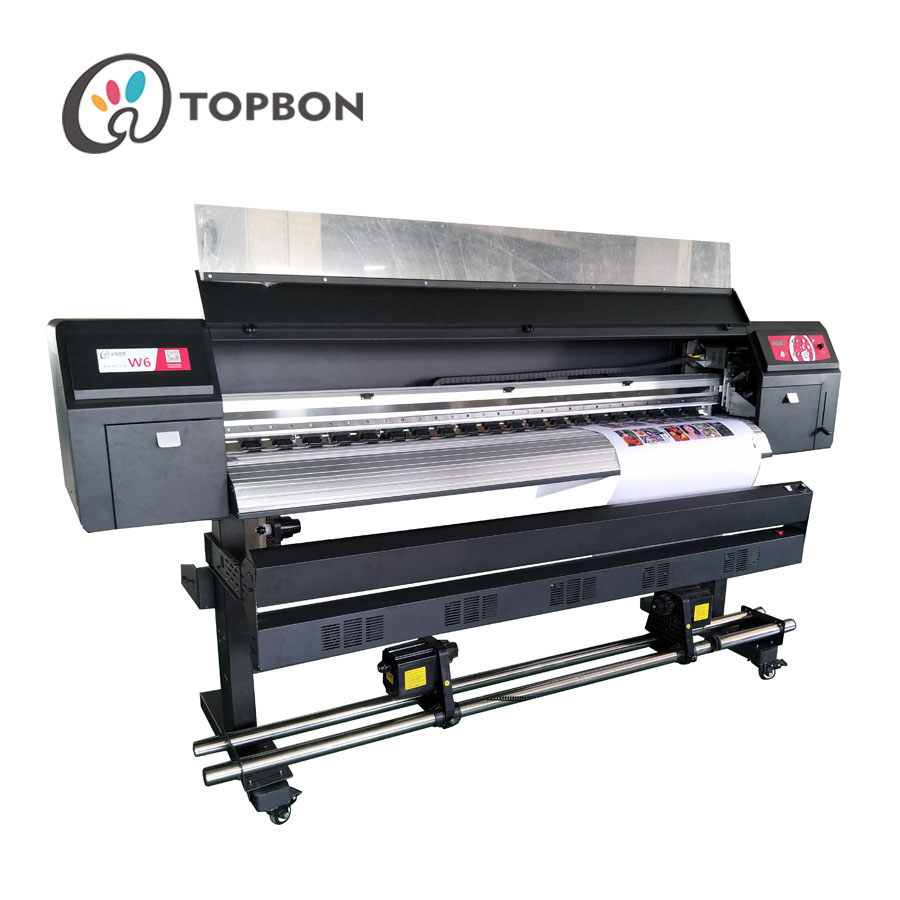 textile large format dye plotter printer sublimation
