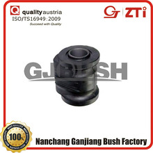 auto chassis parts rubber steel bushing for Mazda 323 OE B001 34 460