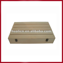 Natural Wooden Wine Crates For Sale