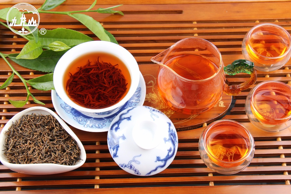 Inclusion-Free Health No Pollution China Supplier Best Price Black Tea