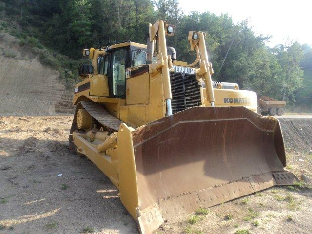 Used bulldozer D8R, USA original