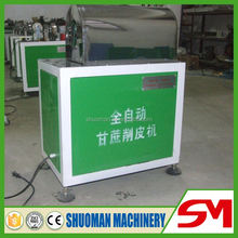 Stability and long service life sugar cane peeling machine