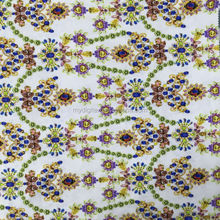 Cotton Poplin Printed Fabric