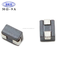 Wholesale china made low frequency smd ferrite bead inductor for EMC