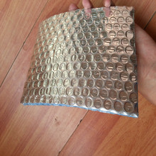 double sided aluminum foil air bubble insulation for roofing