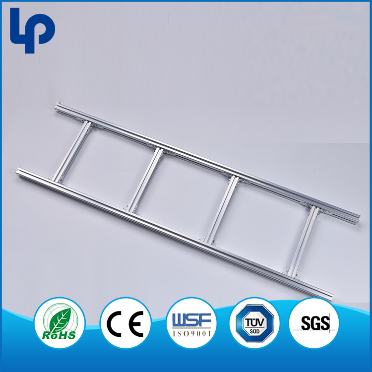 Best Selling Tuv Cable Ladder Aluminium Ladder As Seen On Tv Stairs , Heavy Duty Cable Ladder