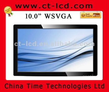 "10"" WSVGA LCD Screen HSD100IFW1-A01 Laptop Display"