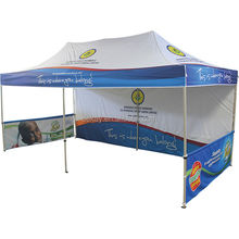 3x6 outdoor folding tent/3x6 pop up tent canopy/3x6 hex aluminum frame gazebos
