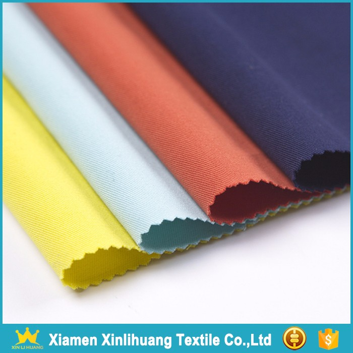 Nice Quality Light Weight 100 Cotton Twill Fabric for Pants