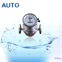 Oval Gear Flowmeter Flowmeter Instrument For