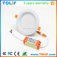 Ultra slim led downlight 3W to 24W with superior quality