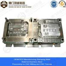 Xiamen A.S.E OEM Manufacturing Mold Parts for tube maker