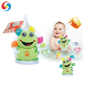Bath Water Frog Windmill Baby Toy Bathtime Cartoon Fun Toys YX2806117