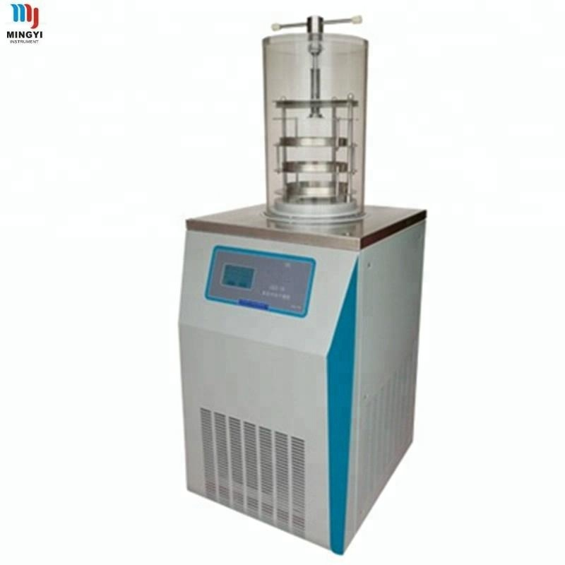 Cost-effective gland lab/home freeze dryer