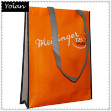 Non woven PP lamination bag,totebags,reusable bags,Environmental
