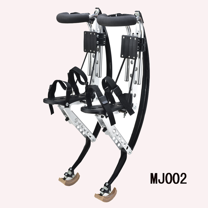 outdoor extreme sports adults moonjumpers, bouncing jumping stilts