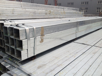 Q235B SS400 Hot rolled Square hollow steel bar