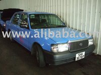 Used Toyota Crown Saloon Car