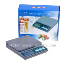 China kitchen weighing equipment with power adapter