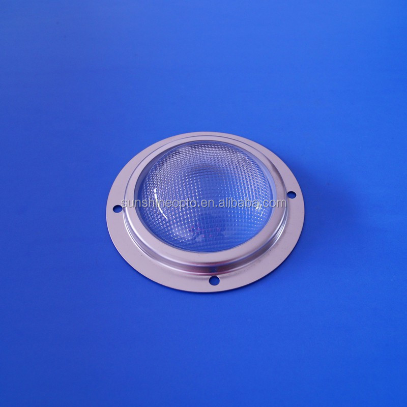 Anti-dazzle design 78mm Led Glass Lens for CXA 3590