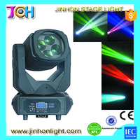 4x25W Beam Led Moving Head Light