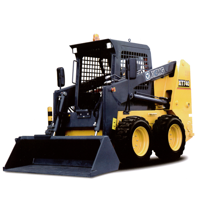 China factory price mini skid steer loader for sale
