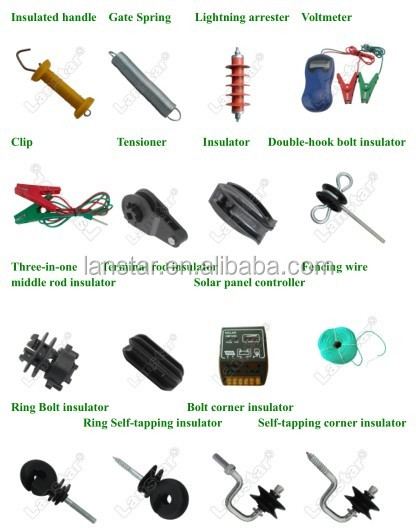 Farm fence accessories, farm fence insulator,farm fence polywire