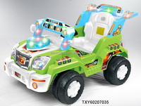 Kids toys Jeep Ride on Car with Light/Music/Charger