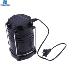 Cheap Foldable Waterproof Led Rechargeable Solar Camping Lanterns Tent Solar Lamps Lights