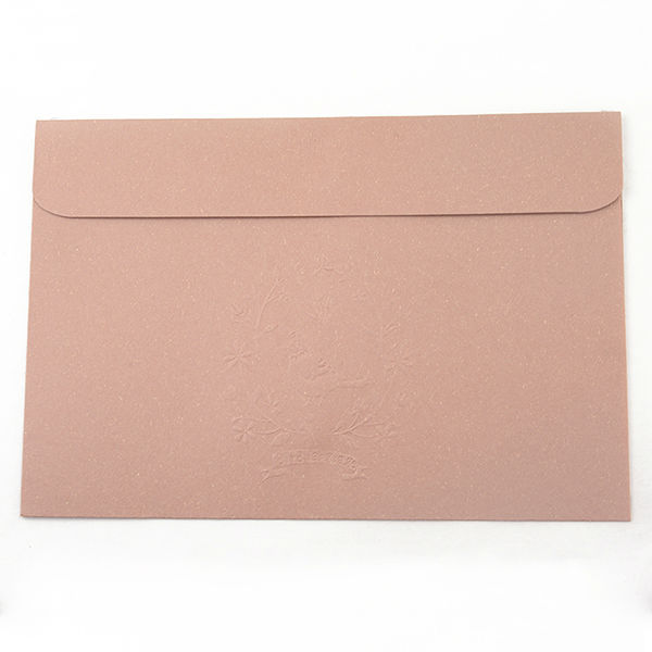 LANGUO 2014 hot selling for wholesale a4 kraft travel document holder