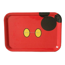 Melamine Designer Plastic Food Serving Warmer Tray