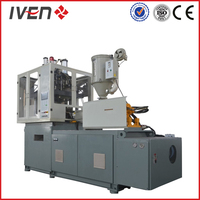 Plastic bottle injection blow molding machine ISBM