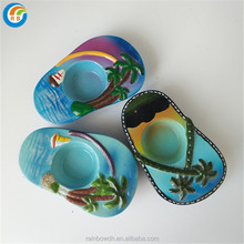 shoe shaped ceramic tealight candle holder wholesale