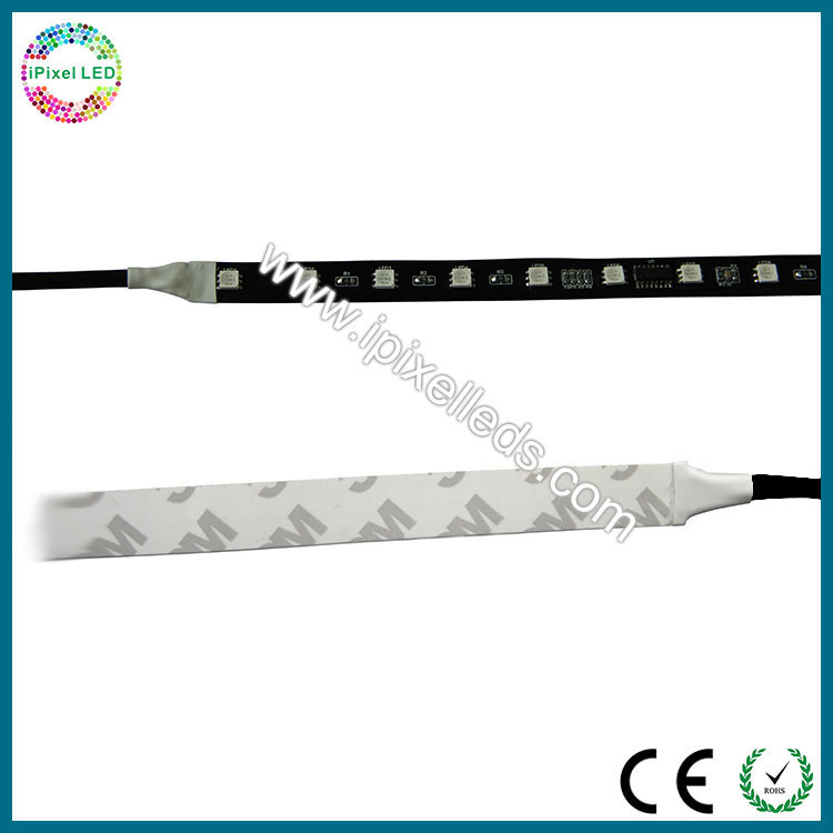 Dream color addressable 5050 rgb flexible led strip dmx
