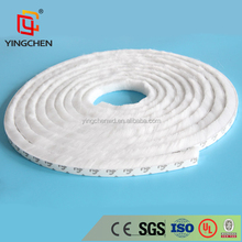 Adhesive backed dustproof window weather strip