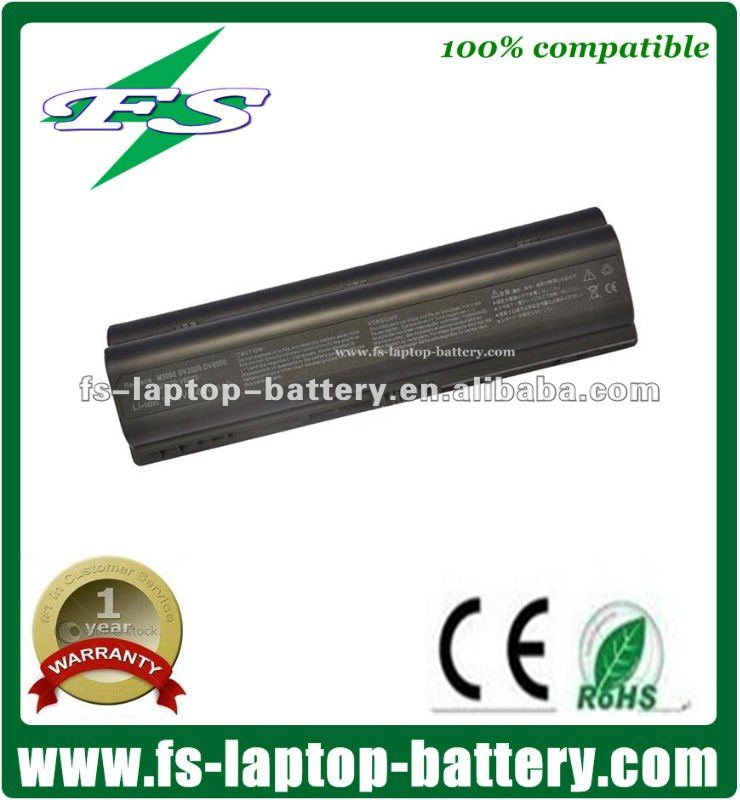 PF723A PM579A Original li-ion battery for Hp pavillion DV1000 ZE2000 M2000 NX7100 HSTNN-DB17 Notebook battery