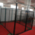 galvanized or powder coated wire pet cage dog kennel
