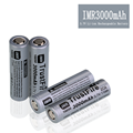 2017 Rechargeable 3.7v 18650 Lithium Battery 3000mah Battery