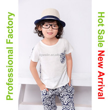 2016 new coming comfortable fashionable wholesale children's T-shirt