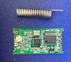 HC-11 433Mhz Wireless to TTL CC1101 Module Replace Bluetooth