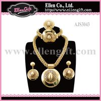 Hot Sale Nigerian Fashion Jewelry Set AJS3043