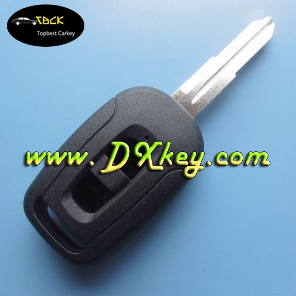 spark key 2 button remote key shell for Chevrolet