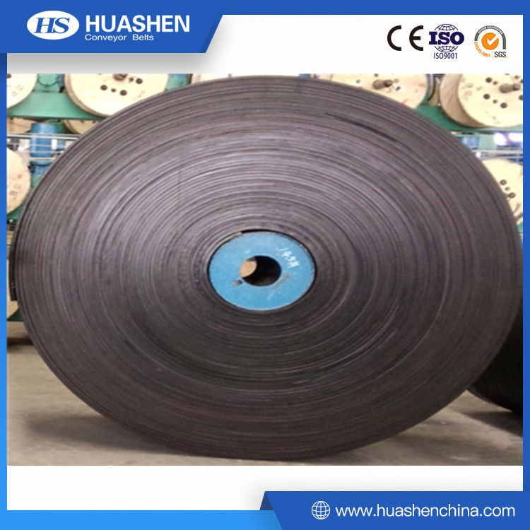 High tensile strength fabric canvass endless conveyor belt