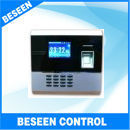Office Supply Biometric Desktop TFT screen USB Employee thumbprint clock in system